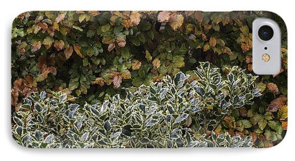 Autumn Prevails IPhone Case