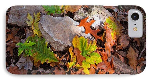 Autumn Quilt 2 IPhone Case