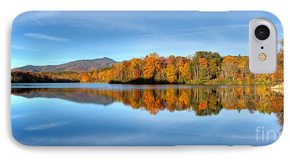 Autumn Sunrise At Price Lake IPhone Case