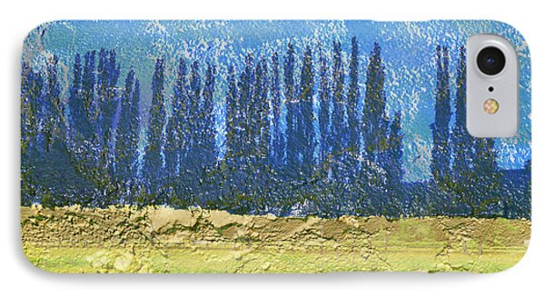 Avenue In The Country IPhone Case