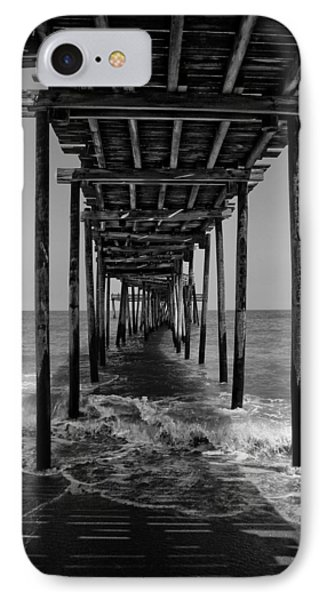 Avon Fishing Pier IPhone Case