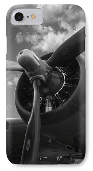 B-17 Engine IPhone Case