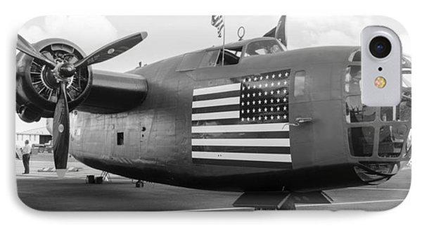 B-24 Liberator IPhone Case
