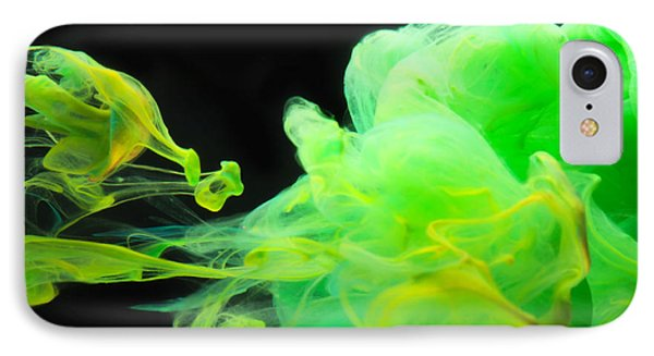 Baby Dragon - Abstract Photography Wall Art IPhone Case