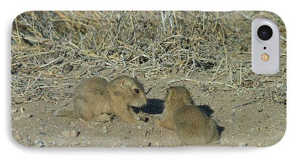 Baby Prairie Dog IPhone Case