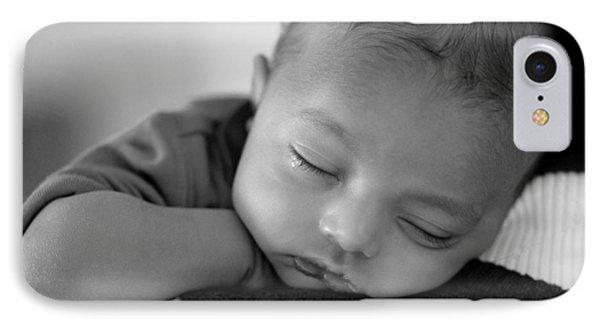 Baby Sleeps IPhone Case