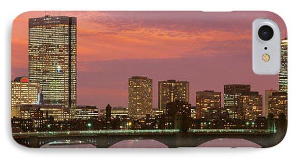 Back Bay, Boston, Massachusetts, Usa IPhone Case