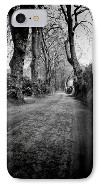 Back Road East IPhone Case