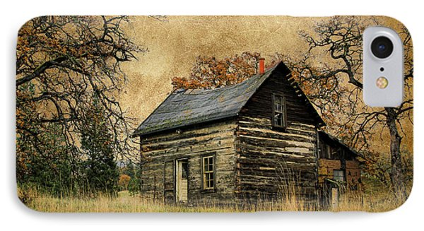 Backwoods Cabin IPhone Case