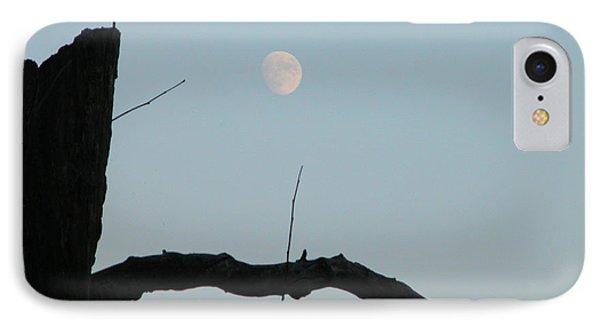 Bad Moon Rising IPhone Case