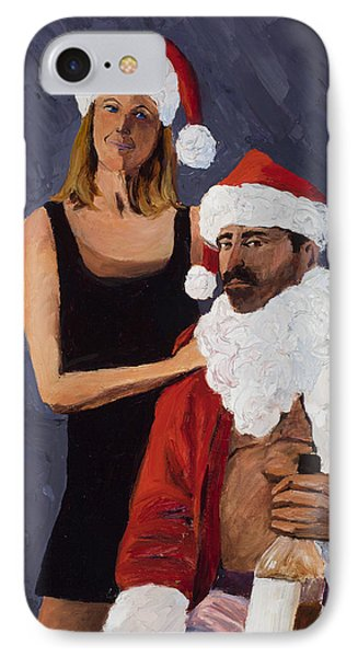 Bad Santa II IPhone Case