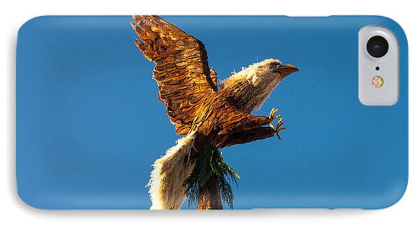 Bald Eagle Horizontal IPhone Case