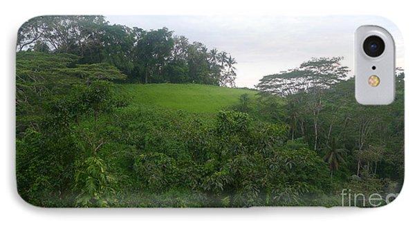 Bali Hilltop IPhone Case