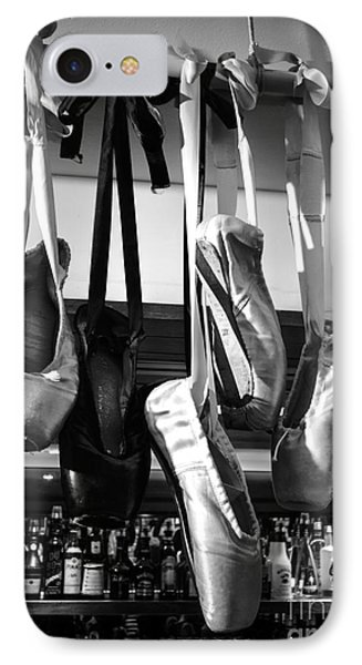 Ballet At The Bar IPhone Case