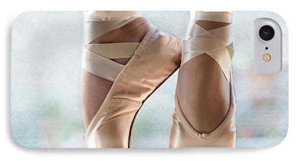 Ballet En Pointe IPhone Case