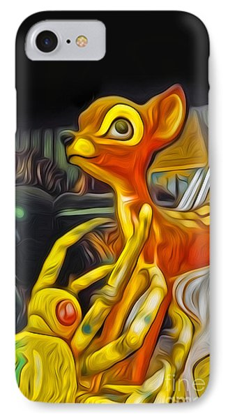 Bambi Attack IPhone Case