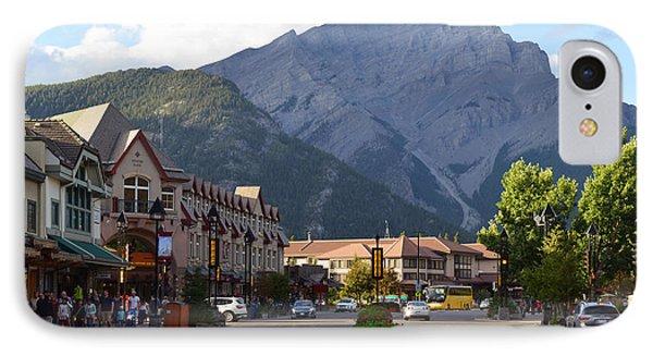 Banff Town IPhone Case