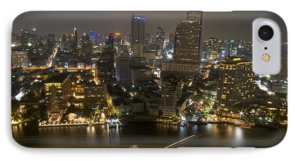 Bangkok All Profits Go To Hospice Of The Calumet Area IPhone Case