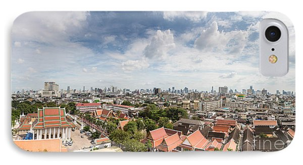 Bangkok Panorama IPhone Case