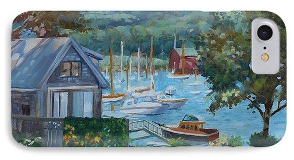Bar Harbor Maine IPhone Case