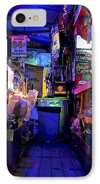 Barback IPhone Case