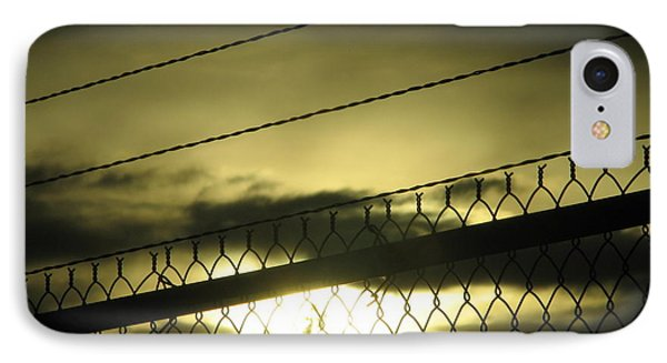 Barbed In IPhone Case