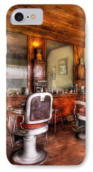 Barber - The Barber Shop II IPhone Case