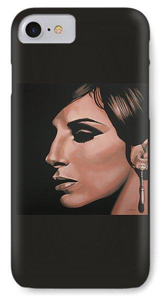 Barbra Streisand IPhone Case