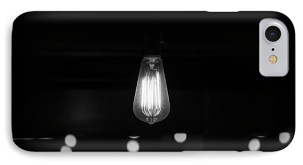 Bare Bulb IPhone Case