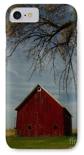 Barn And Box Elder IPhone Case