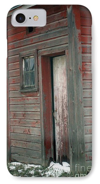 Barn Door IPhone Case