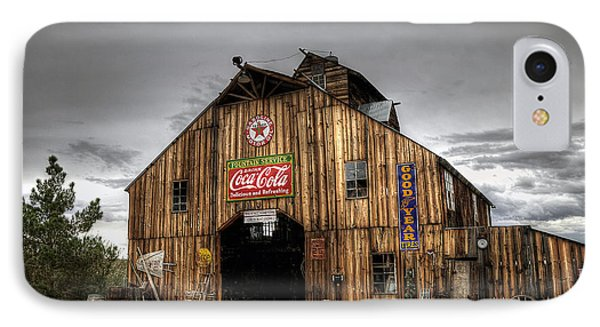 Barn Of Antiques IPhone Case