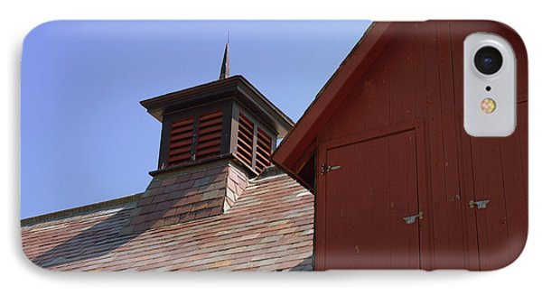 Barn Roof IPhone Case
