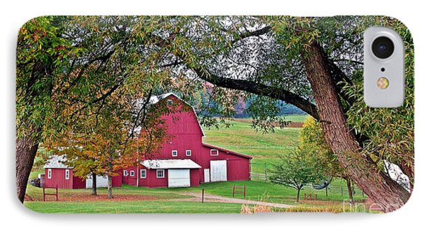 Barn With Class IPhone Case