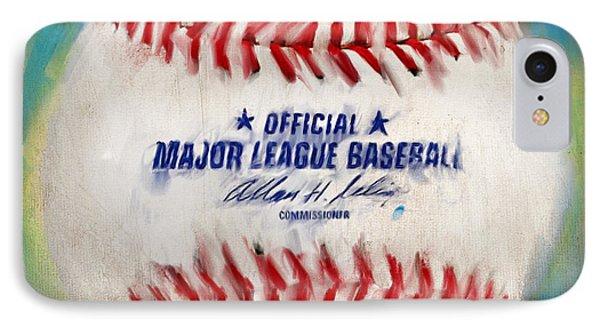 Baseball Iv IPhone Case