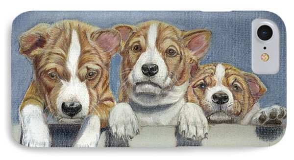 Basenji Puppies IPhone Case