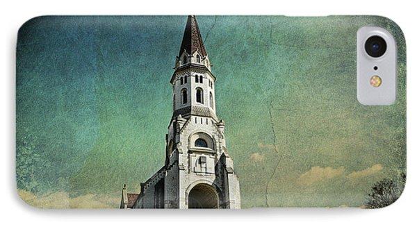 Basilica Of The Visitation IPhone Case