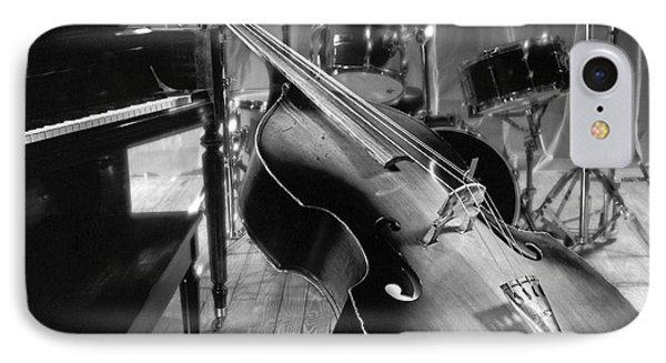 Bass Fiddle IPhone Case