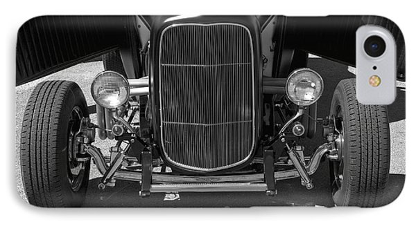 Bat Wings - Ford Coupe IPhone Case