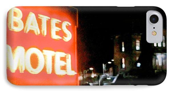 Bates Motel Vacancy IPhone Case