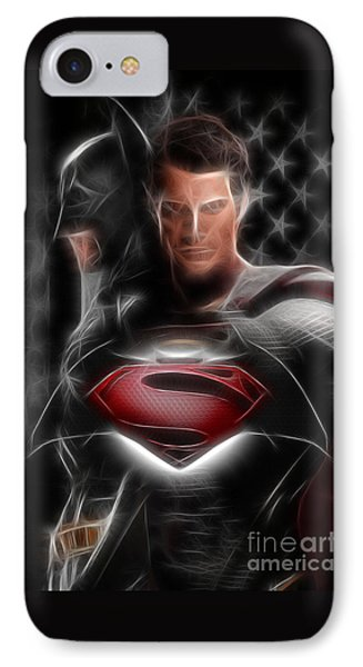 Batman Vs Superman  IPhone Case