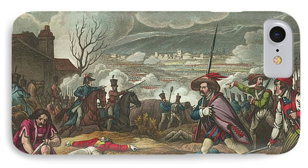 Battle Of Toulouse IPhone Case