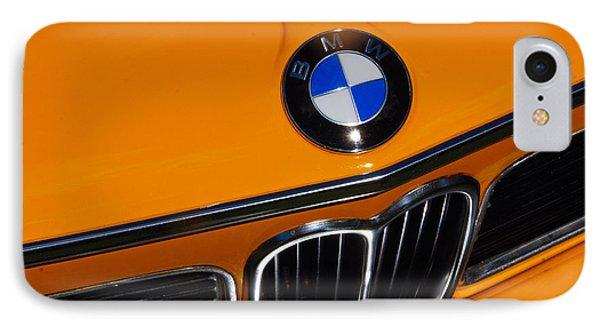 Bavarian Auto Werkes IPhone Case