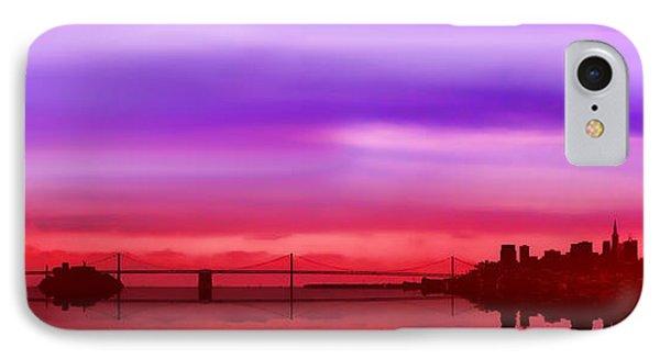Bay Bridge San Francisco IPhone Case