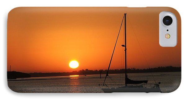 Bay Sunrise IPhone Case