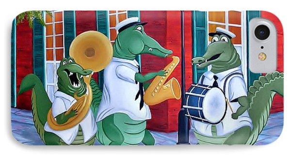 Bayou Street Band IPhone Case