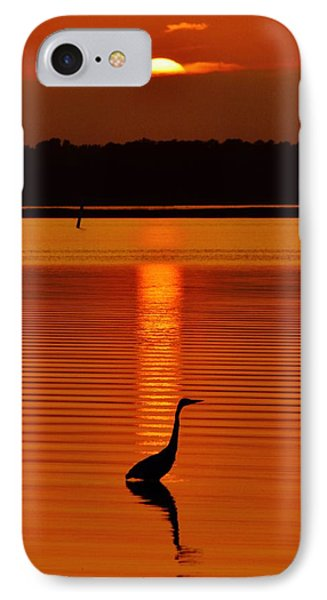 Bayside Ripples IPhone Case