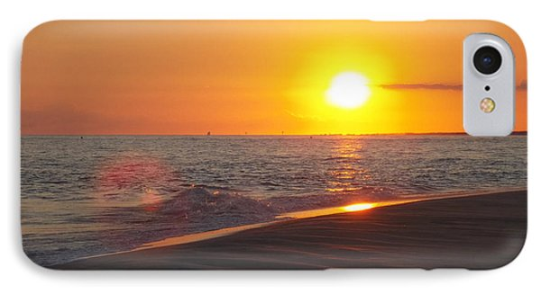 Beach #8 IPhone Case