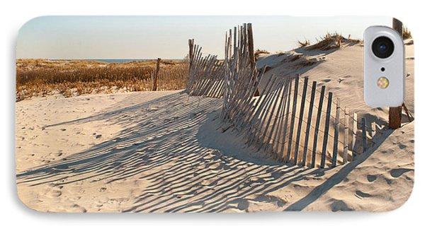 Beach At Lbi IPhone Case