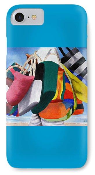 Beach Bag Vendor IPhone Case
